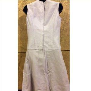 kelita Original Dresses - Kelita Original Lavender Wool A-Line Dress